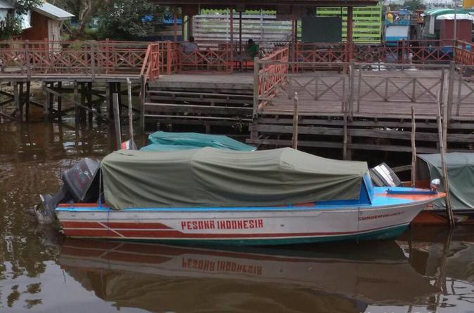 One Day Orangutan Tour By Speed Boat