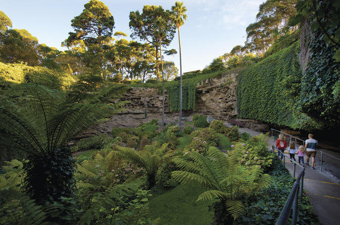Leroys Blue Lake Caves To Coast Tour - Melbourne