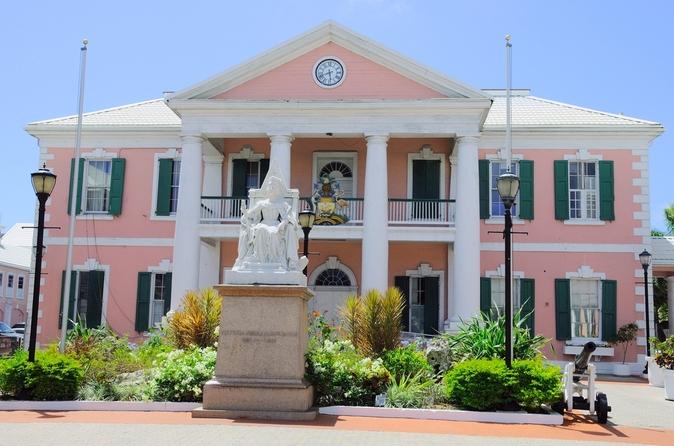 Excursão histórica pela cidade de Nassau