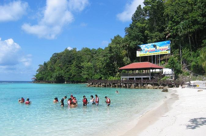 Day Trip Snorkelling to Payar Island Marine Park from Langkawi""