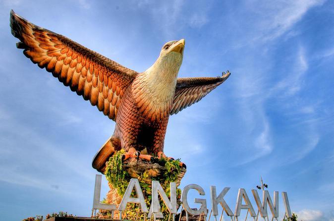Evening Tour of Langkawi Capital - Kuah Town