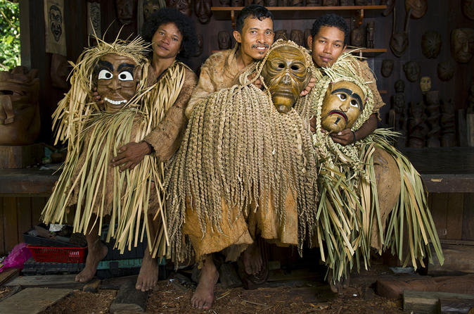 Full-Day Mah Meri Cultural Village Experience""
