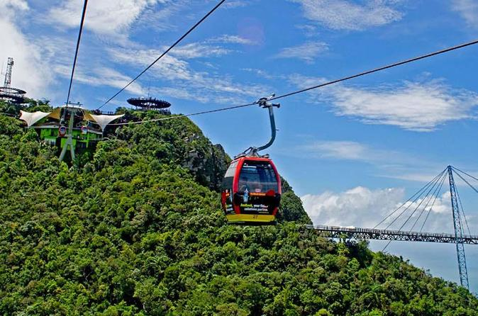 Private Tour: Island Hopping in Langkawi Including Cable Car