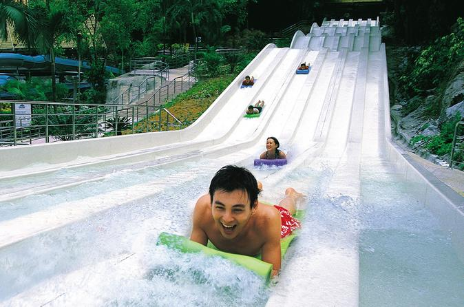 Sunway Lagoon Theme Park Day Trip from Kuala Lumpur