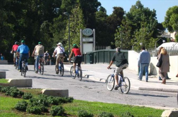 Athens bike tour city highlights in athens 128737