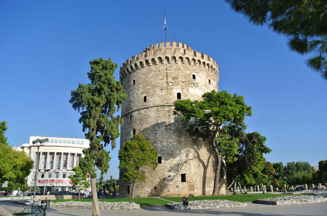 Thessaloniki private historic walking tour in thessaloniki 287335