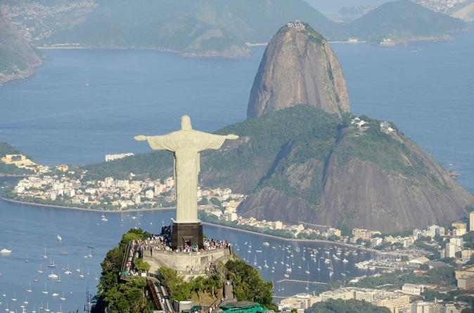 Christ The Redeemer Admission Ticket And Transportation - Rio De Janeiro