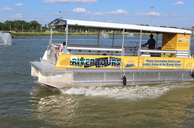 Brazos River Historical Cruise in Waco