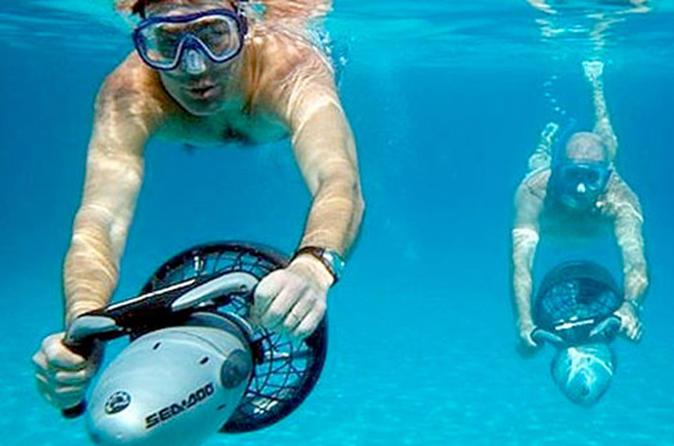 Sydney Underwater Scooter Experience