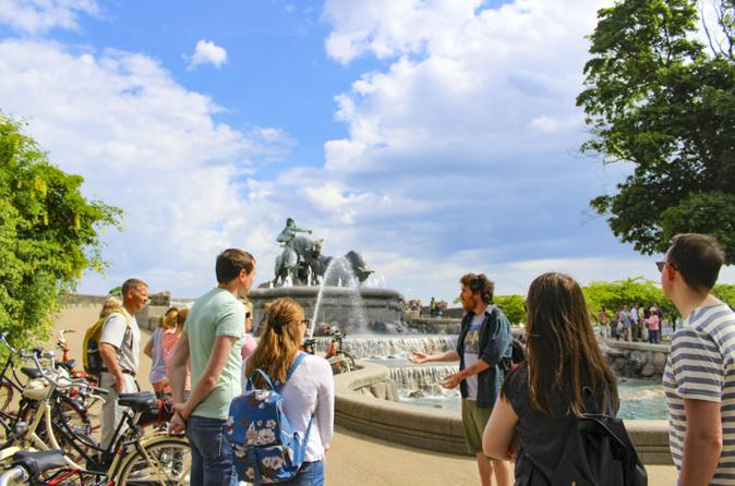 Copenhagen 3-hour City Highlights Bike Tour