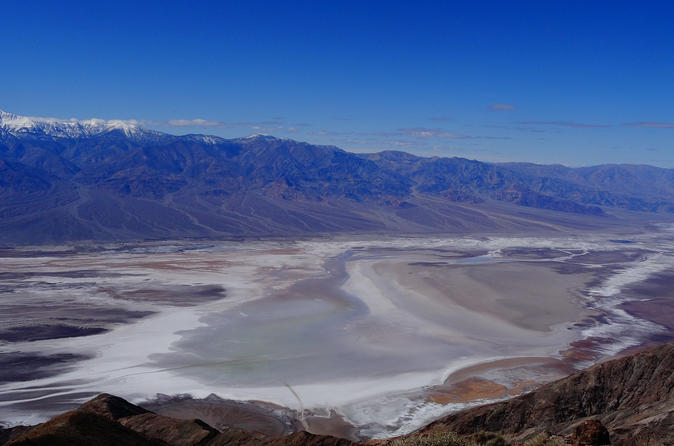 Las Vegas: German and English speaking Death Valley Tour