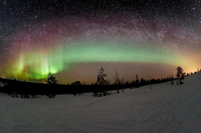 Northern Lights Aurora Tour From Kemi