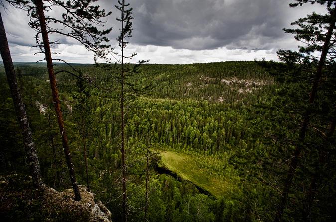 Trip To Korouoma Canyon - Rovaniemi