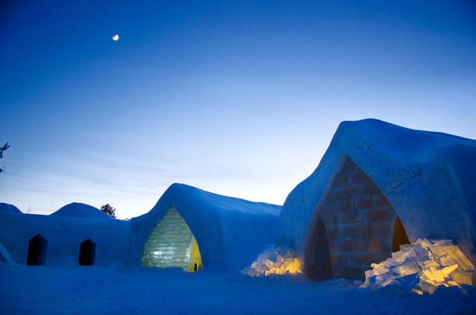 Visit Arctic Snow Hotel - Rovaniemi