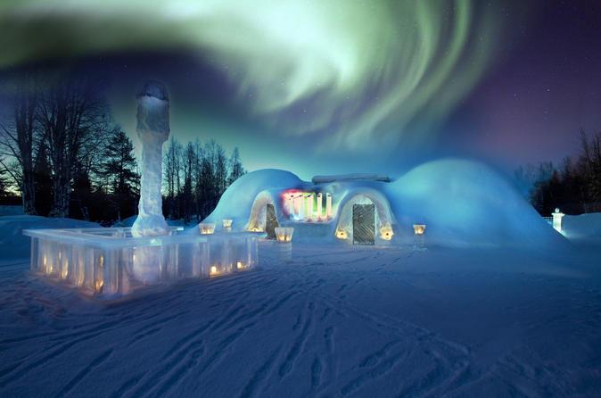 Visit SnowLand Restaurant In Rovaniemi