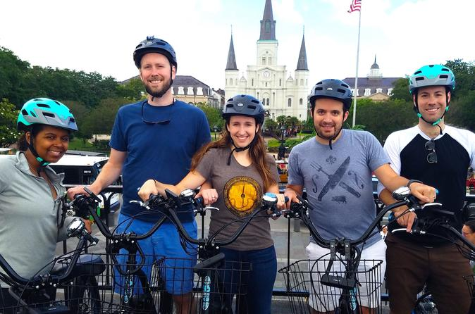 New Orleans Creole Breeze Electric Bike Tour
