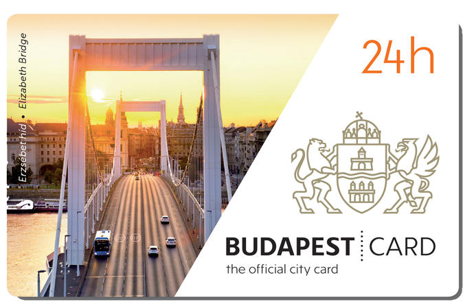 Budapest card in budapest 184281