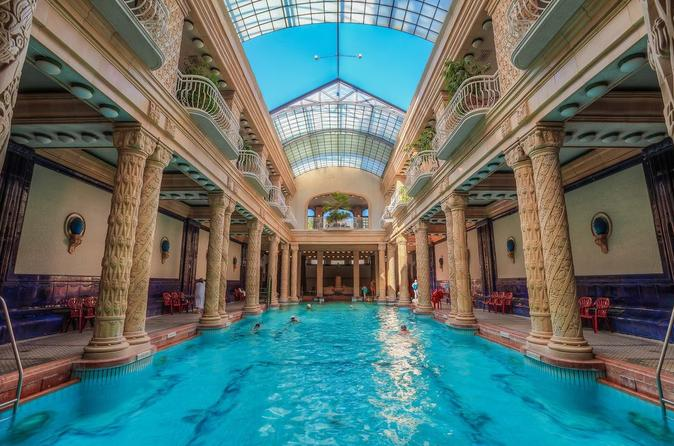 Budapest Gellert Spa Entrance with VIP Massage 2018