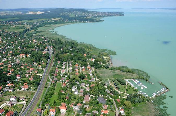 Budapest Lake Balaton Scenic Flight By Private Plane