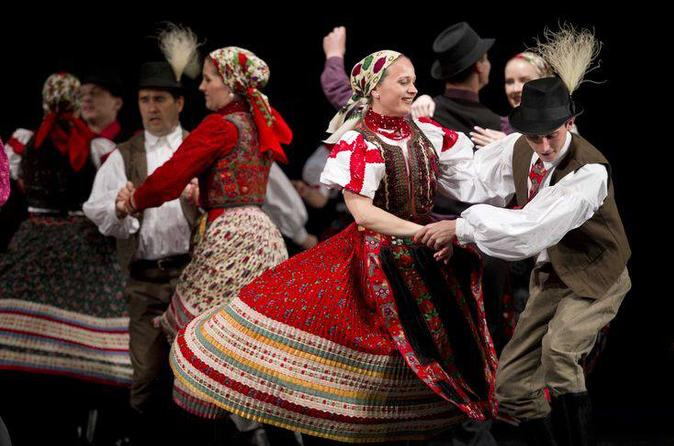 Hungarian State Folk Ensemble Performances in Budapest