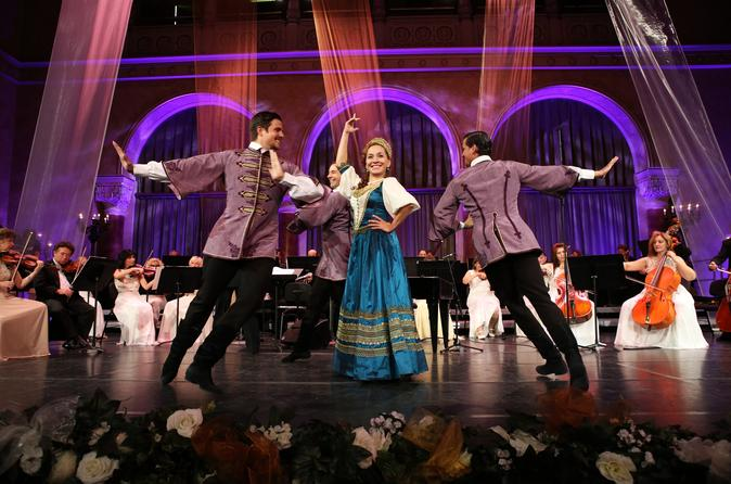 New Year's Eve Gala Concert with Dinner and Ballroom party