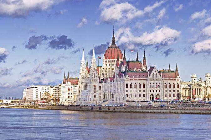 Pernottamento di 2 o 3 notti e soggiorno indipendente a Budapest ...