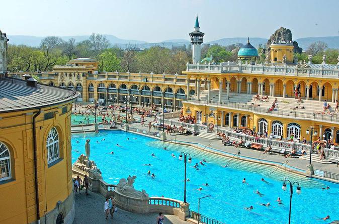 Bagni Termali Szechenyi : Visita alla spa szechenyi con prelievo dall hotel budapest