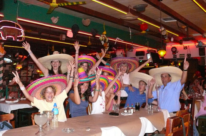 Cancun Welcome Mexican Party