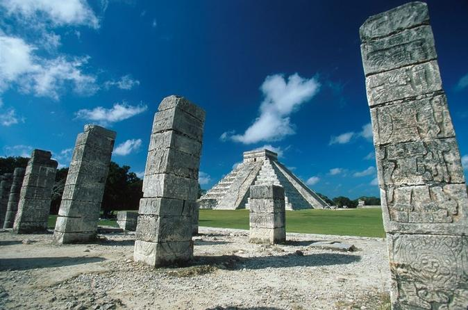 Chichen Itza Tour, Merida City Sightseeing and Kabah Archaeological Site