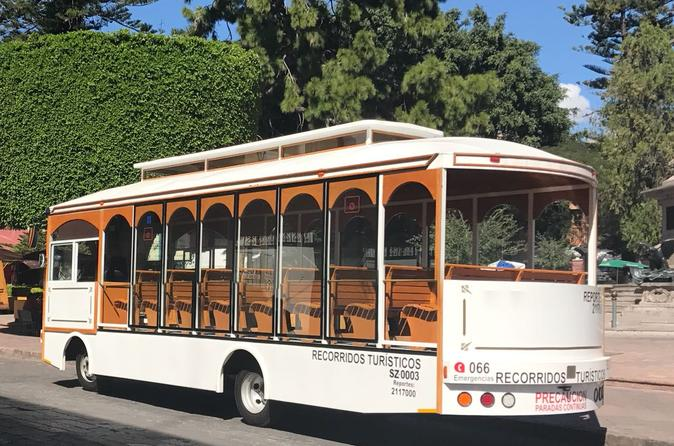 Queretaro Colonial History Tour By Trolley Car Or Bus 2019