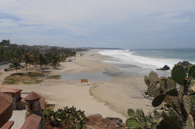 Discover Puerto Escondido: Full-Day Sightseeing Tour