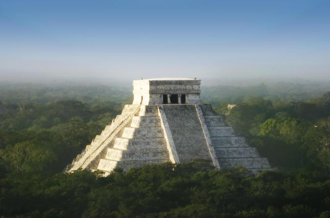 Exclusivo da Viator: Chichén Itzá no seu próprio ritmo, além do acesso à suíte de boas-vindas