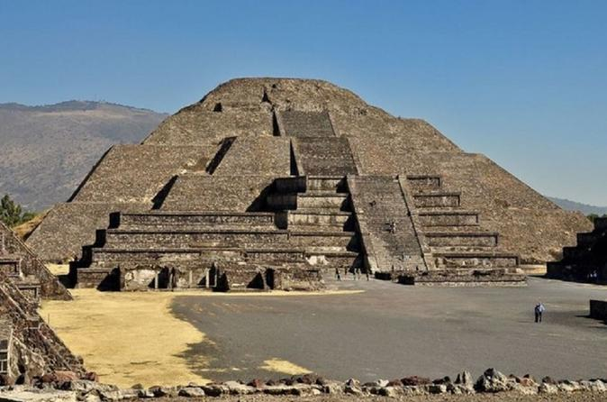Guadalupe Shrine And Teotihuacan Pyramids Tour