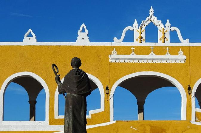 Izamal city tour with carriage ride from merida in merida 264078