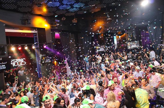 Mandala Nightclubs with Open Bar in Puerto Vallarta