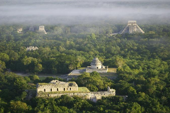 Open the gate to chichen itza early access tour with private entrance in cancun 313598