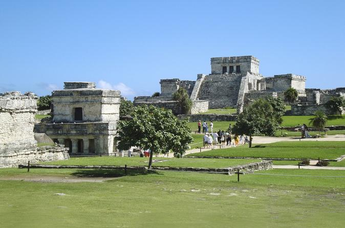 Tulum ruins and tankah park eco adventure tour from tulum in tulum 214850