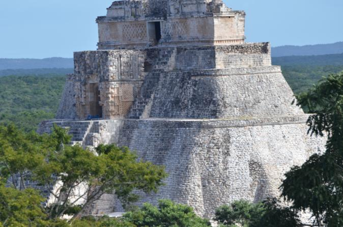 Uxmal and Kabah Day Trip from Merida