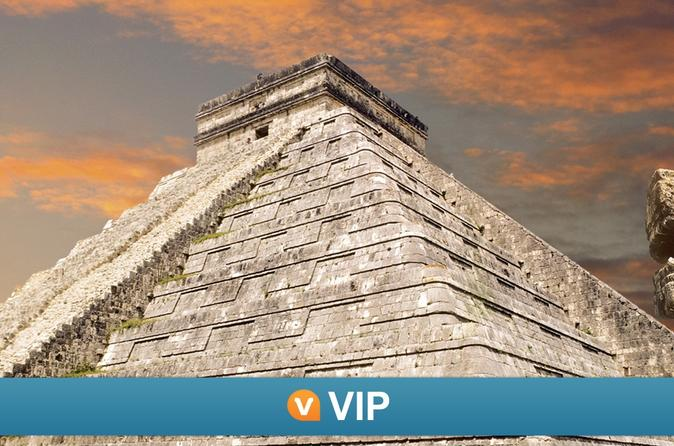 Viator vip chichen itza tour and light and sound show including mayan in cancun 175347