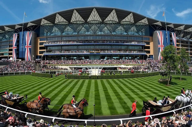 Royal Ascot - Ladies Day Gold Cup - Thursday 21st June 2018