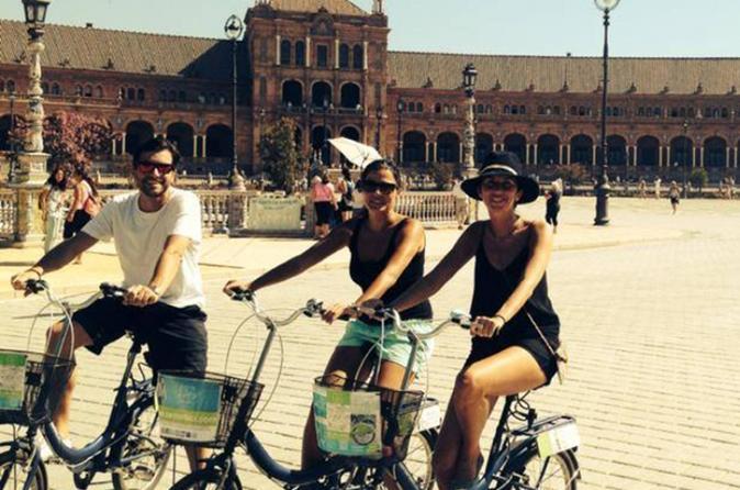 2.5-Hour Seville City Bike Tour