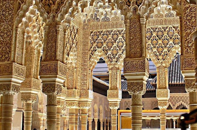 Excursão particular de 3 horas para Alhambra