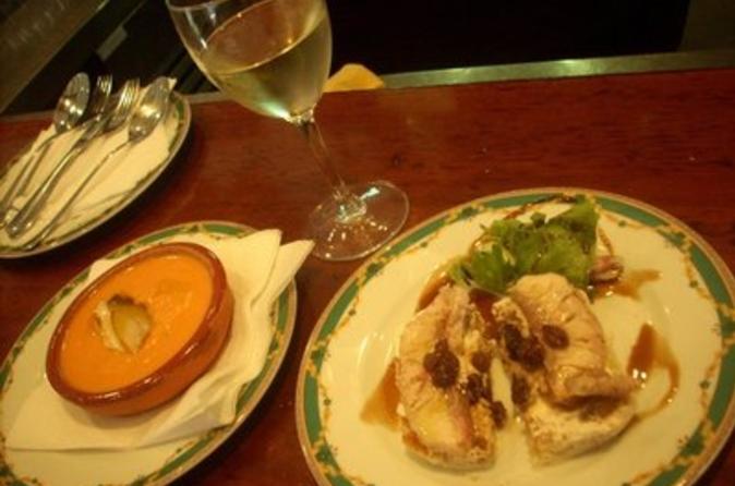 Excursão Sevilha gourmet com vinho e tapas