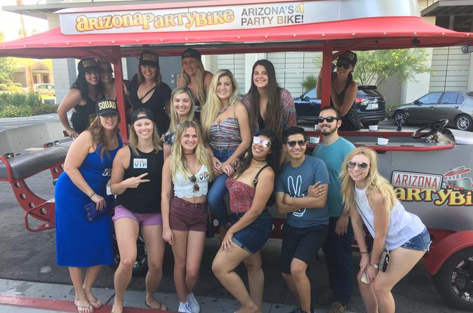 Party Bike Pub Crawl of Downtown Phoenix