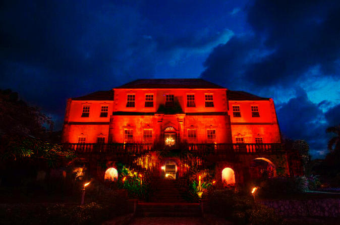 Rose Hall Great House Haunted Night Tour
