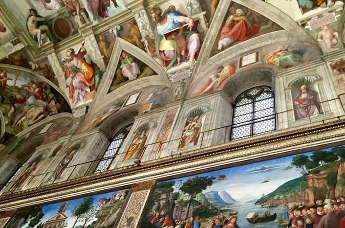 Fast Track Early Bird Vatican Tour and Bonus Gladiator Photo Shoot