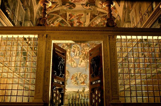 Magic of the Vatican Museums at Night
