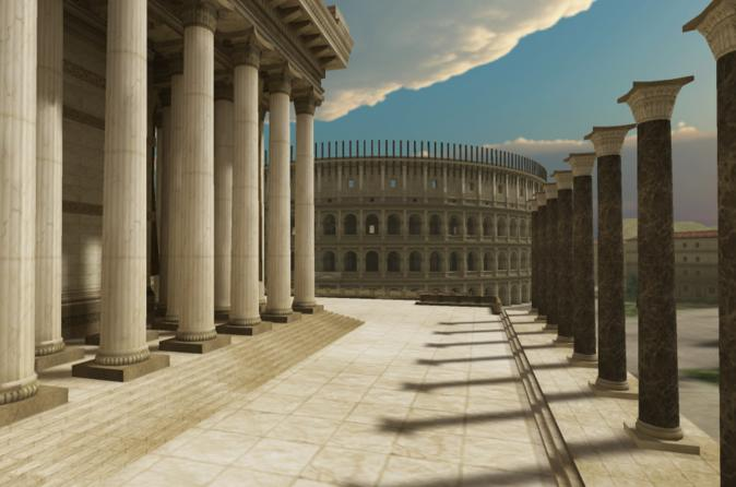 Rome SPVR: Through the Eyes of Emperors