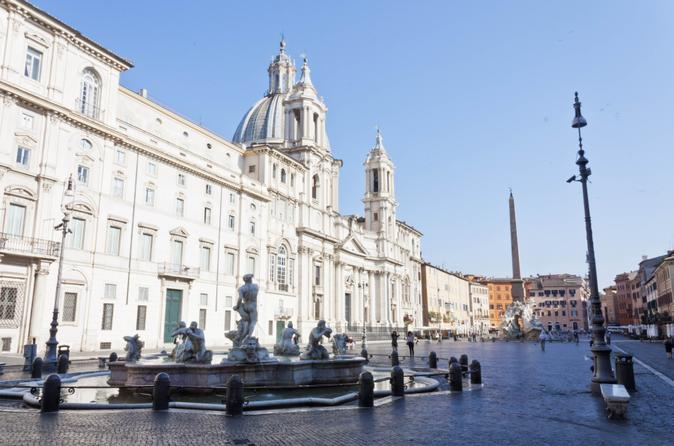 Skip All Lines: Best of Rome and Vatican