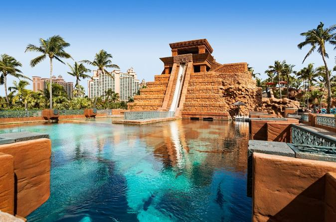 Aquaventure Oasis at Atlantis with Lunch